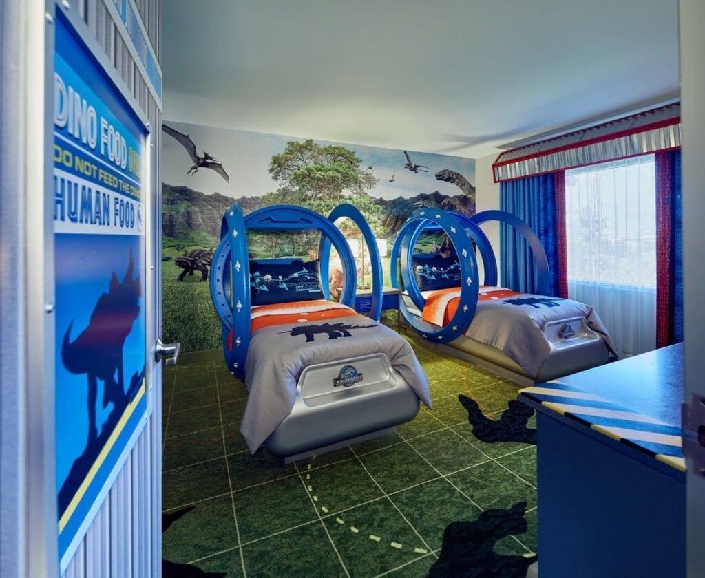 Jurrasic World Kid's Suite @ Royal Pacific