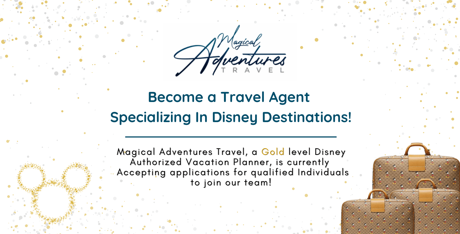 Copy of Become a Travel Agent Specializing In Disney Destinations!