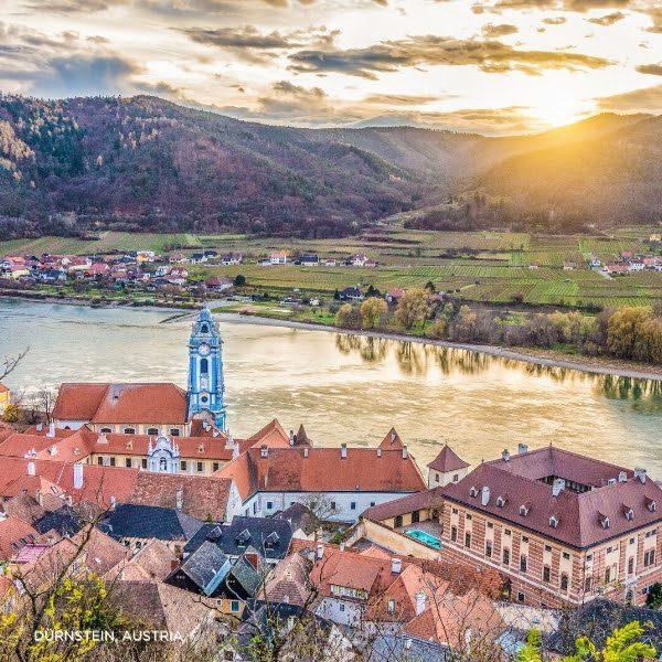 River Cruise - Europe
