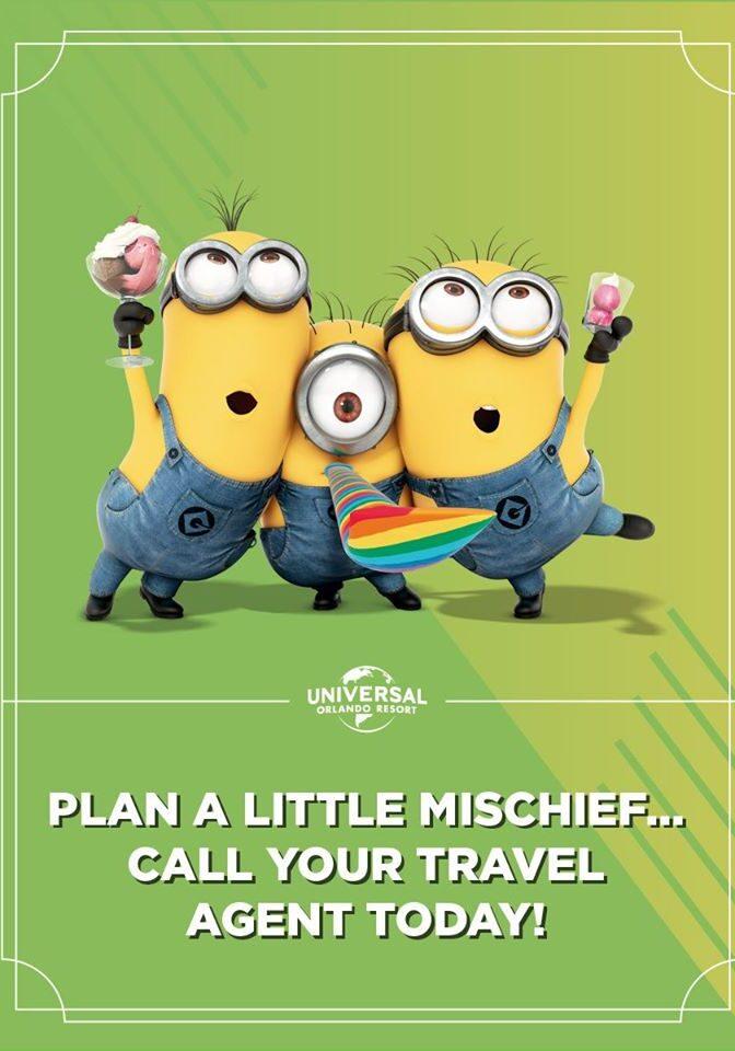 plan a little mischief